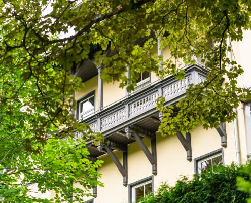 Gästehaus Dreibrunnen im Luisenpark