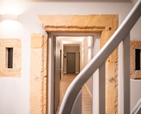 Barrierefreie Zimmer Erdgeschoss - Pulverhütte - Gästehaus im egapark Erfurt